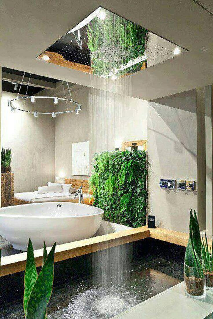 Interior Bathroom Themes 20 most popular bathroom themes design that you will loved freshness water related like lake river underwater waterfall etc